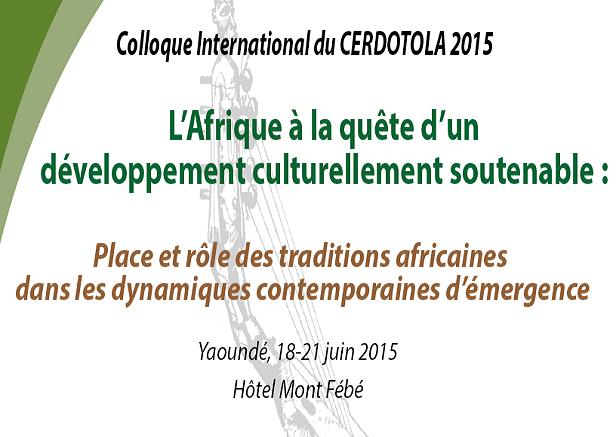 Forum JCertif Cameroun 2015